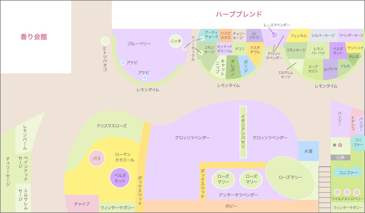 施設構成(全体MAP)