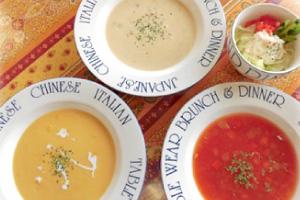 スープ・サラダセット